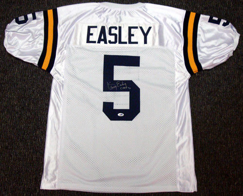 new product 4b801 c251d Kenny Easley Hand Signed UCLA Bruins Jersey